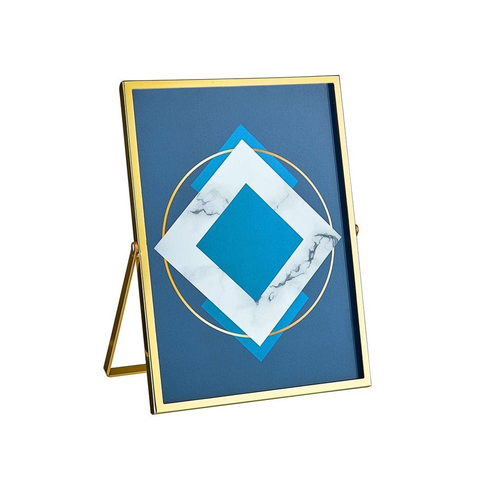 CARAT Rámeček na obrázky se stojánkem 15 x 20 cm