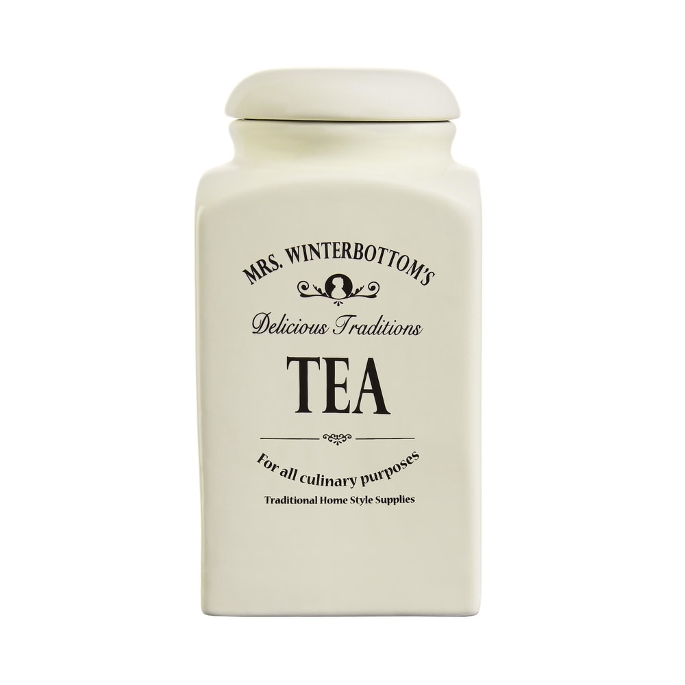 Produktové foto MRS WINTERBOTTOMS Dóza na čaj