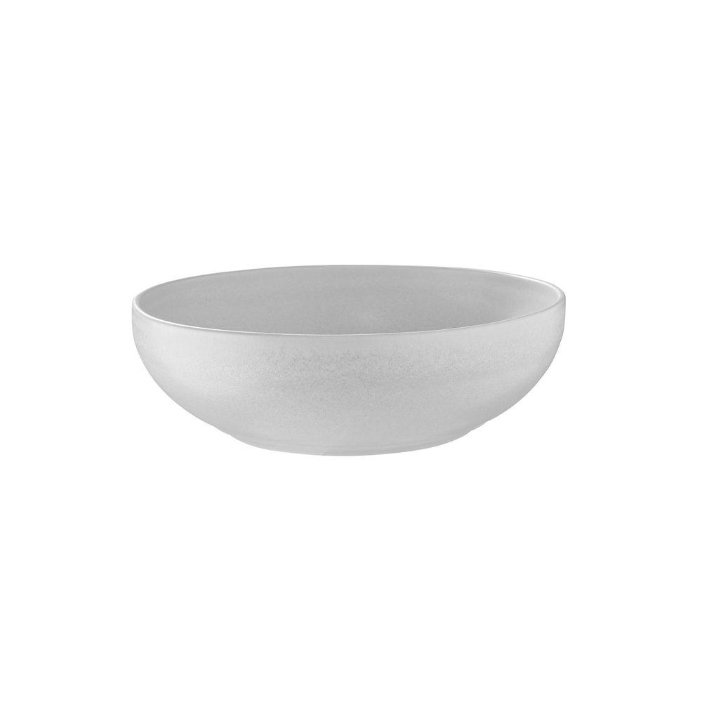 CALM Talíř hluboký 950 ml - sv. šedá