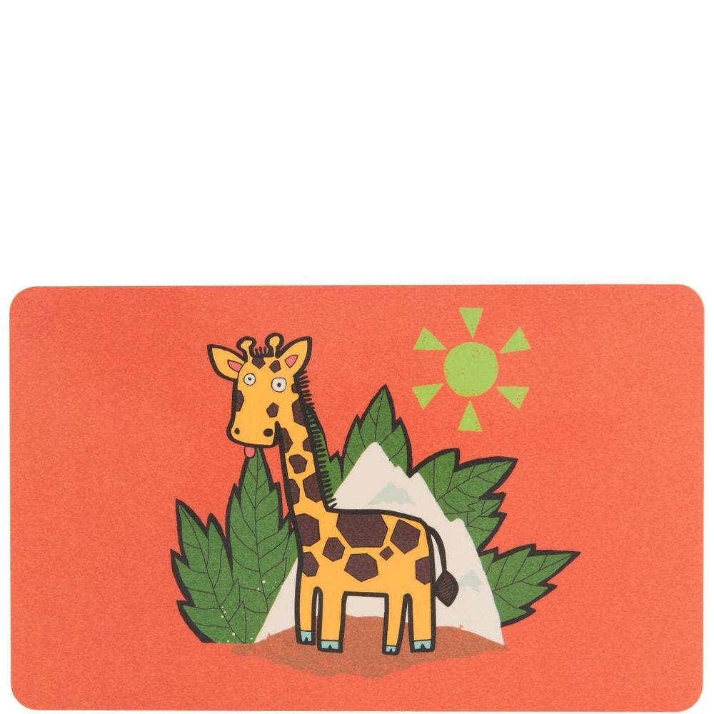 WILD THINGS Snídaňové prkénko žirafa