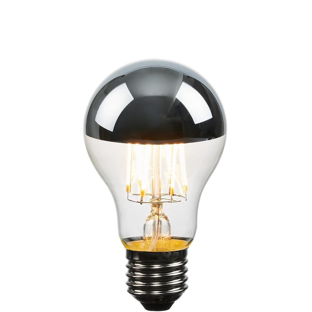 Produktové foto BRIGHT LIGHT LED Dekorační žárovka A 60 zrcadlová