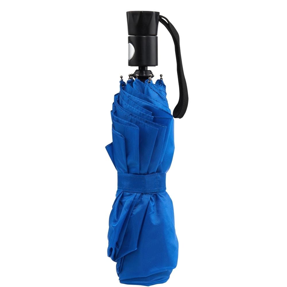 Produktové foto RAIN OR SHINE Skládací deštník - modrá