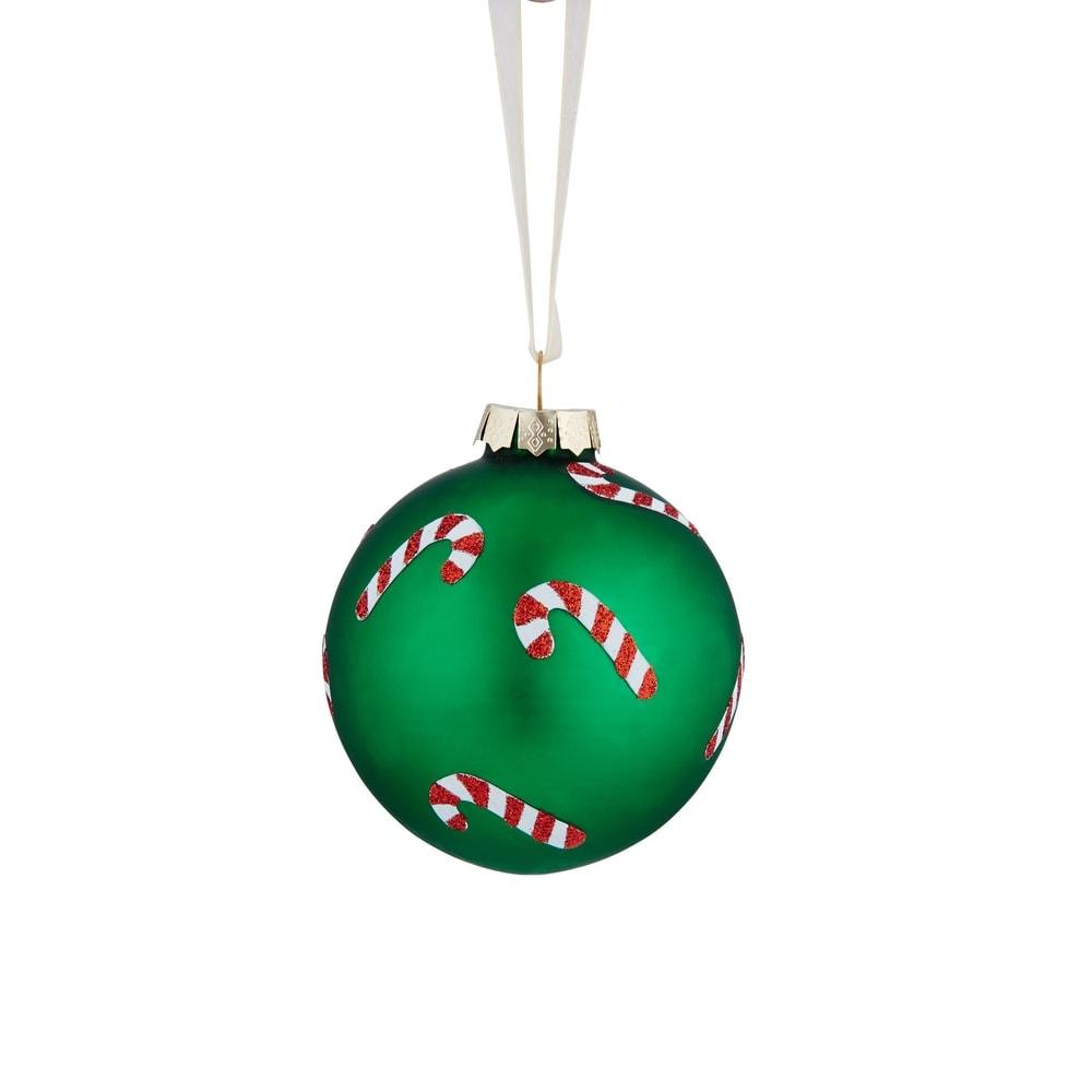 HANG ON Vánoční koule Candy Cane