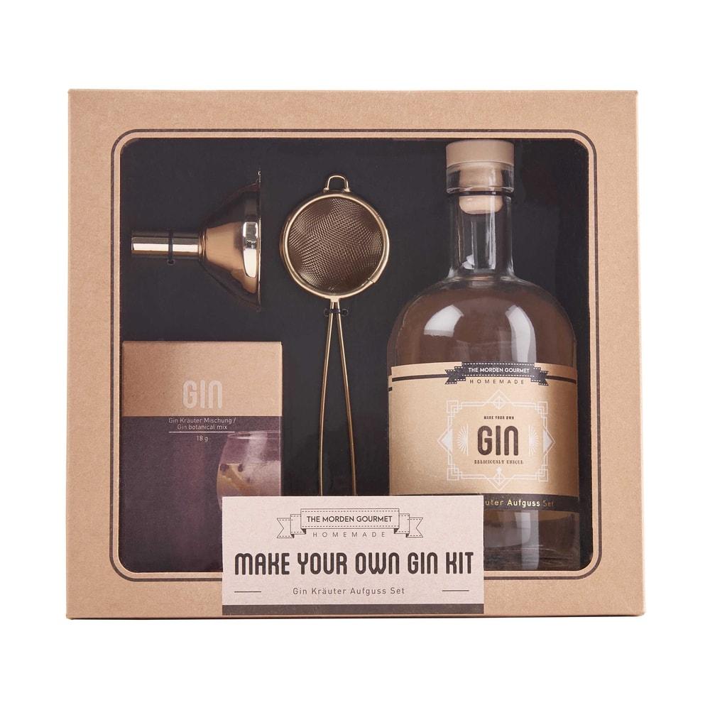 MAKE YOUR OWN GIN Směs na přípravu ginu dárkový set