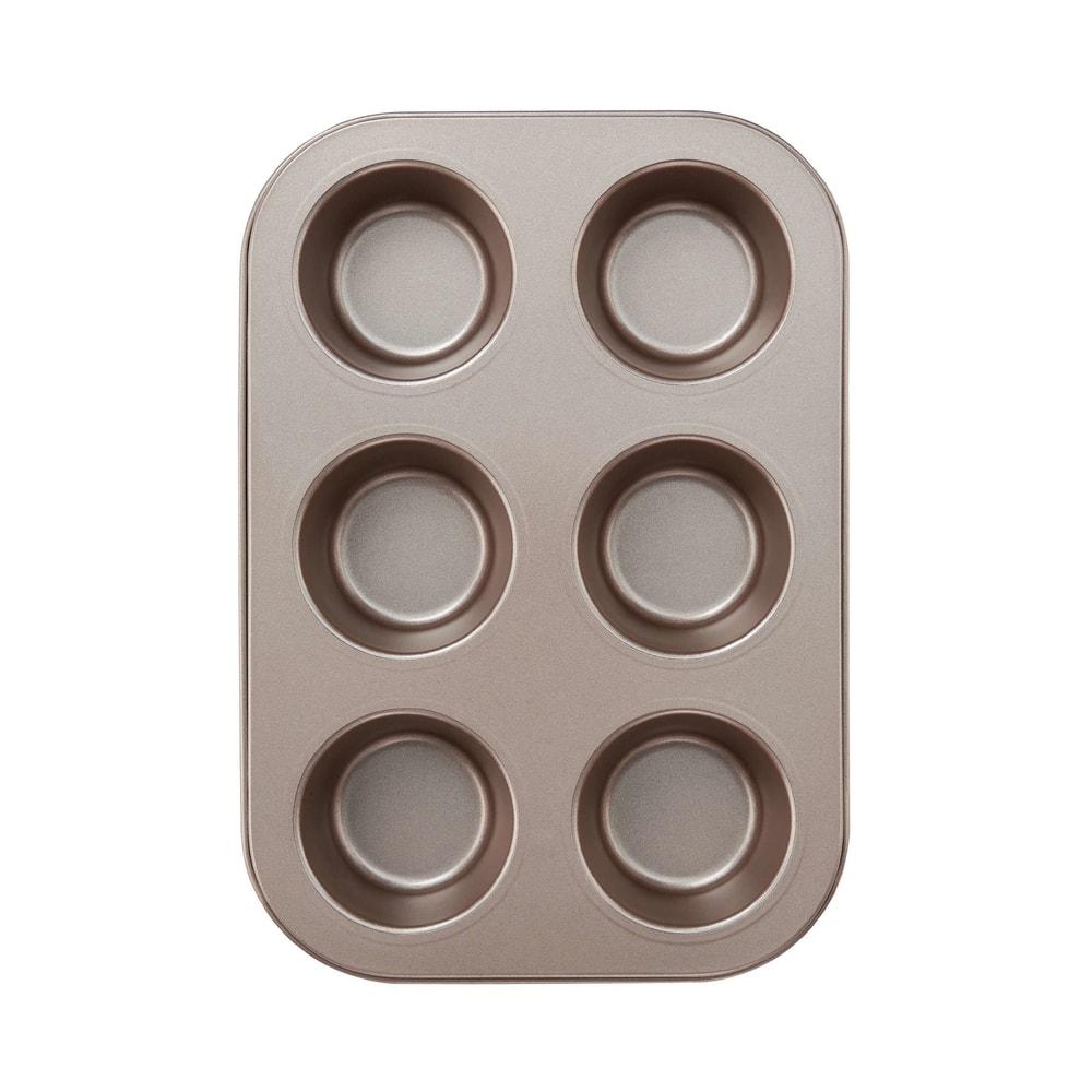 Produktové foto SWEET BAKERY Pečící forma na muffiny 6 ks
