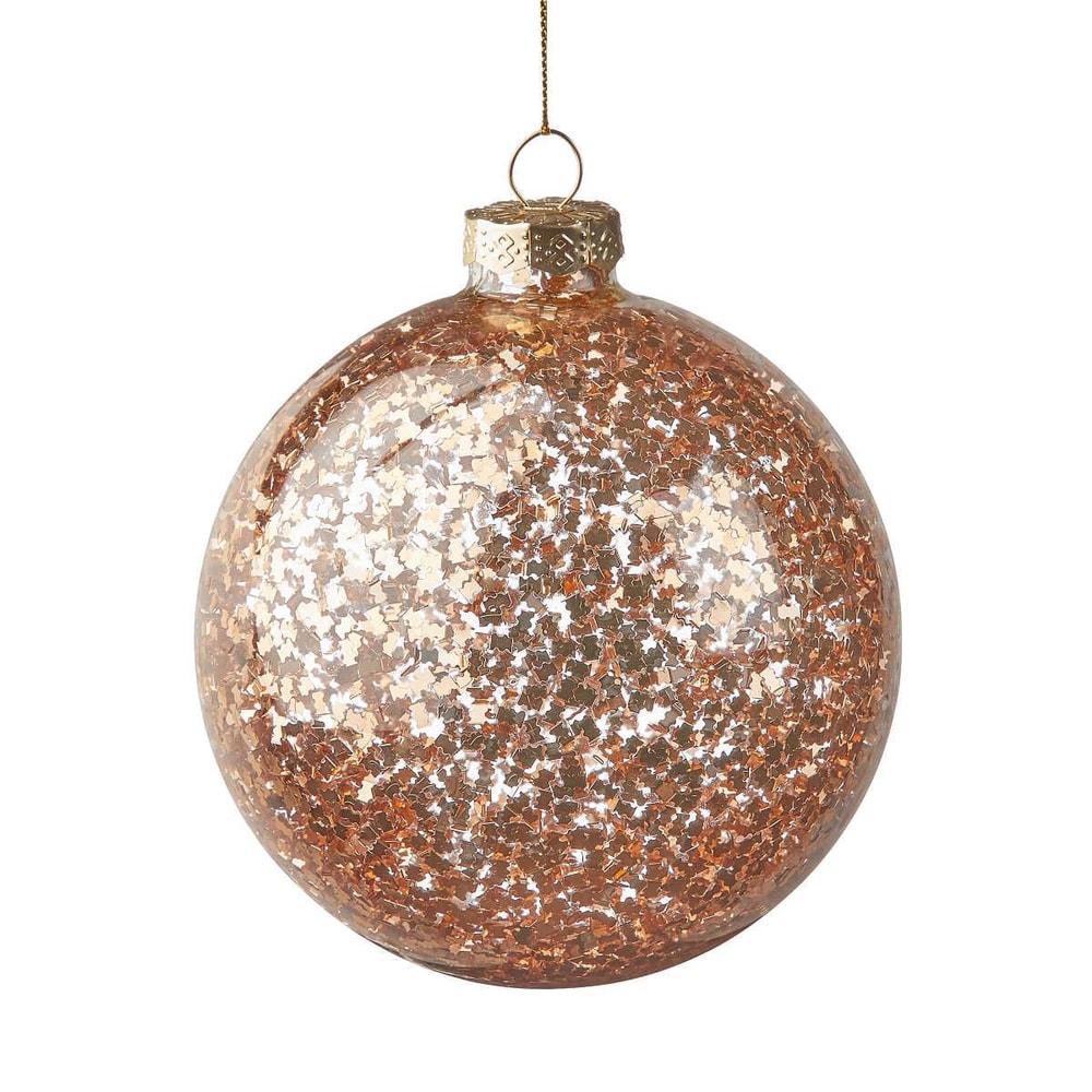 HANG ON Vánoční koule cukroví 10 cm