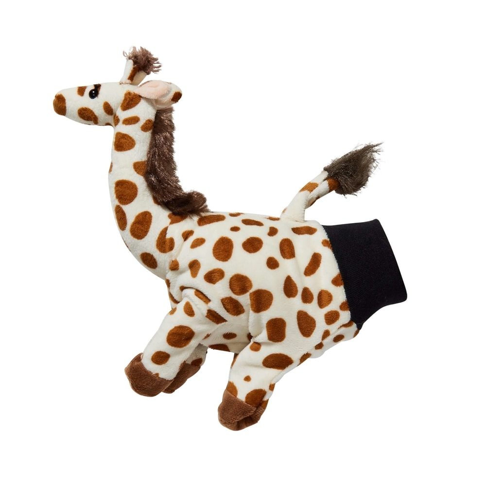 Produktové foto WILD GUYS Maňásek žirafa