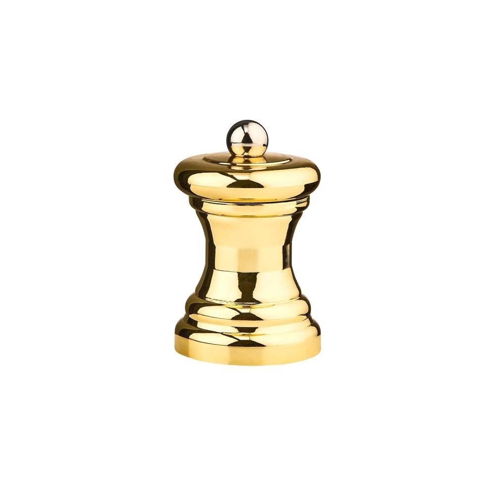 MILLY Mlýnek na pepř mini - zlatá