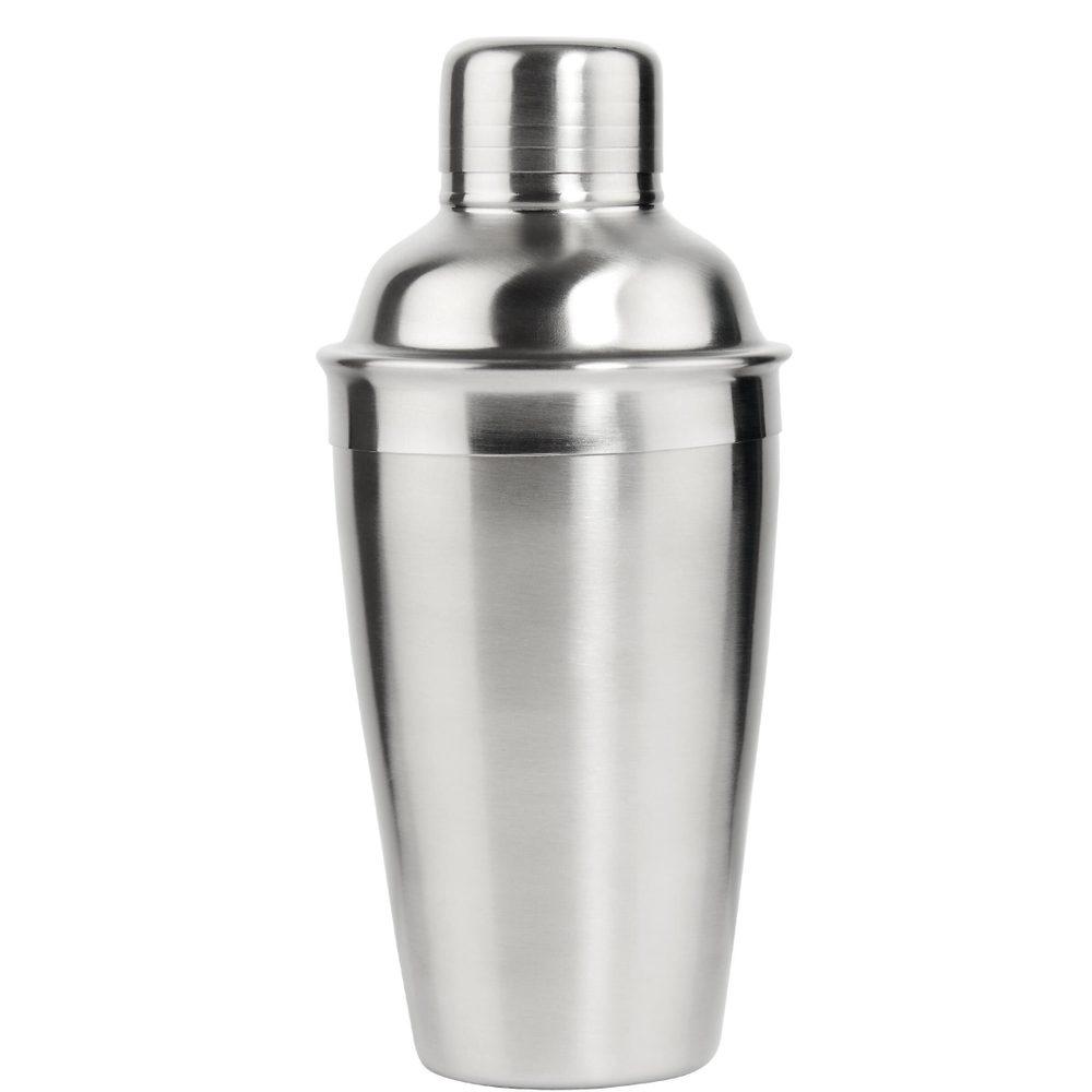 MANHATTAN Shaker na koktejl 550 ml - stříbrná