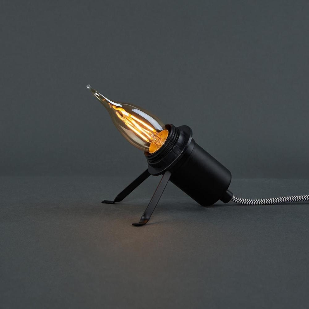 BRIGHT LIGHT LED Dekorační žárovka svíčka