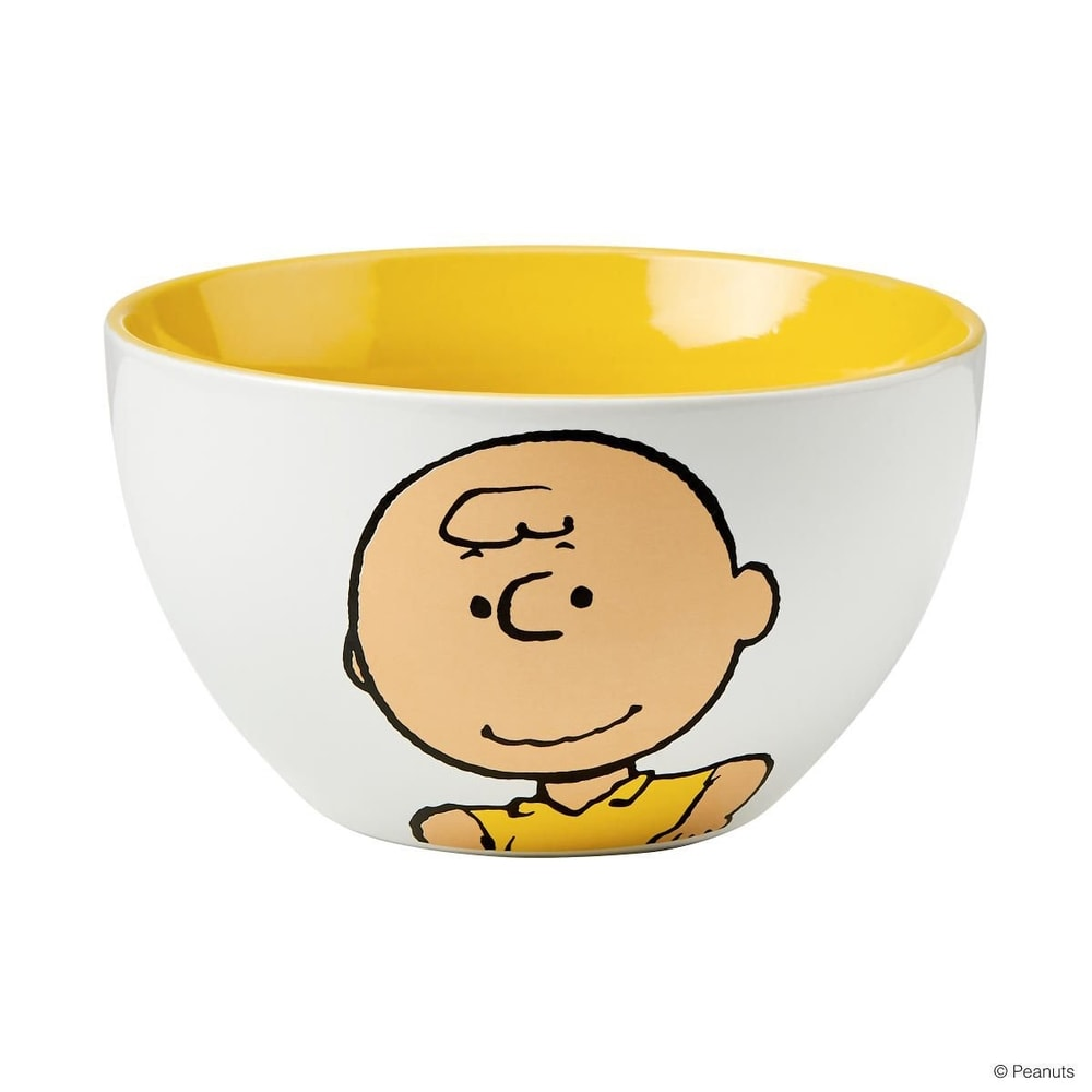 PEANUTS Miska Charlie Brown 600 ml