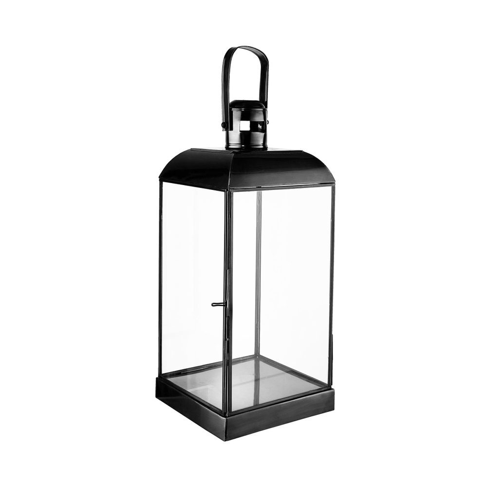 LIGHTHOUSE Lucerna 36 cm - antracitová