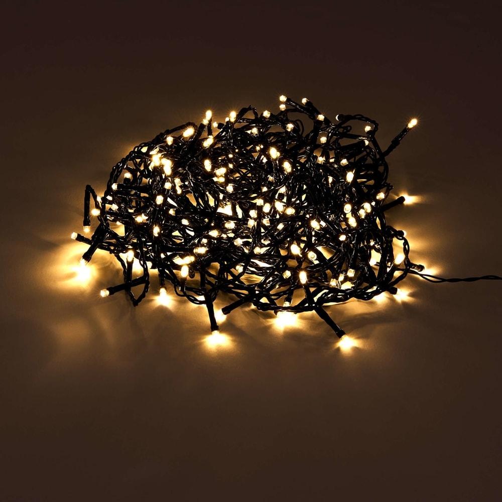 BRIGHT LIGHTS LED Světelný řetěz venkovní 240 světel