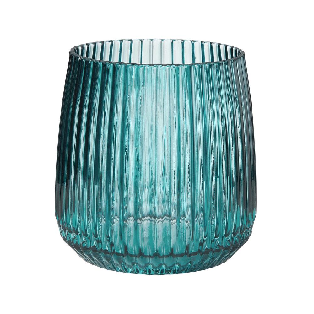 JANE Váza skleněná 17 cm