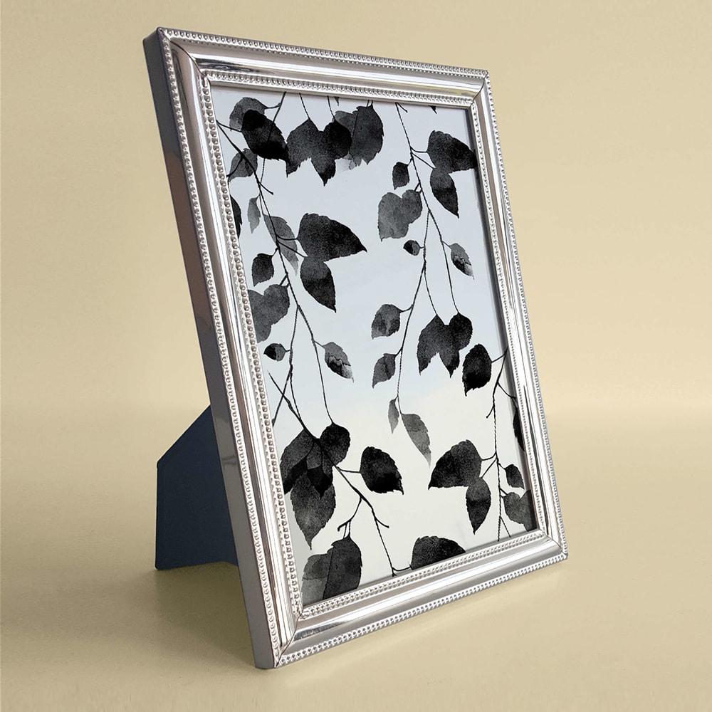 Produktové foto MEMORIES Rámeček na fotky kovový lesklý