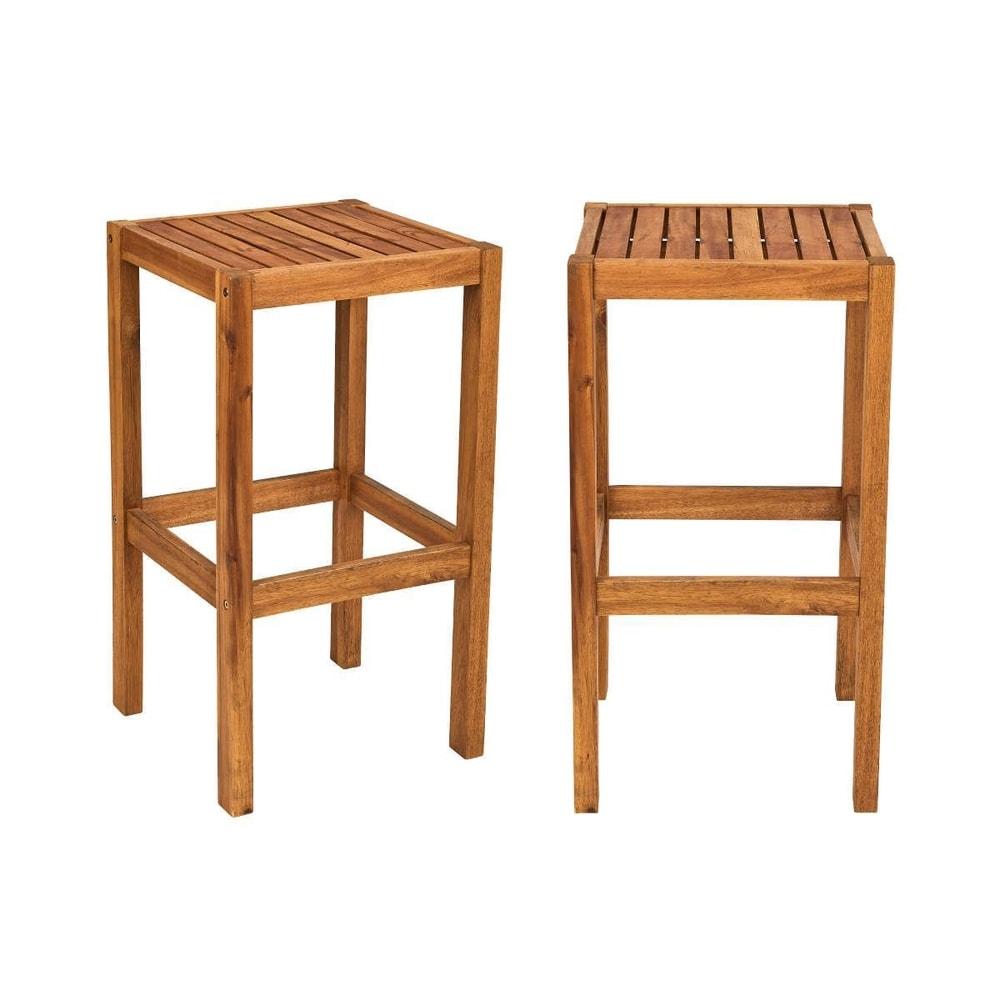 TURNTABLE Stolička set 2 ks