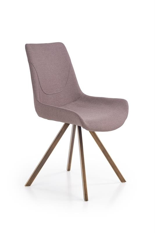 Halmar Jídelní židle K290, šedá
