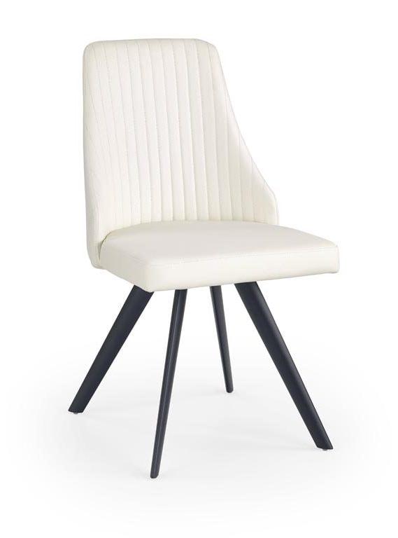 Halmar Jídelní židle K206, bílá