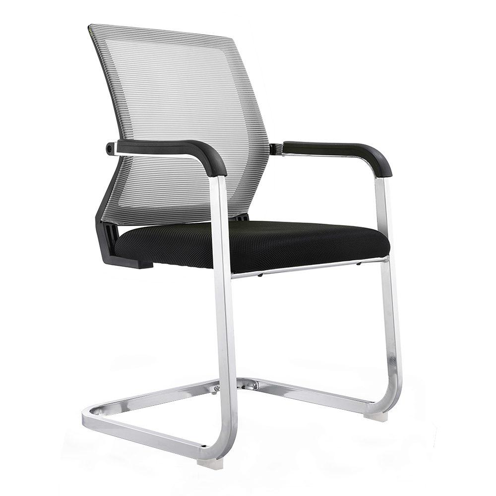 Levně Konferenční židle Rimala, šedá