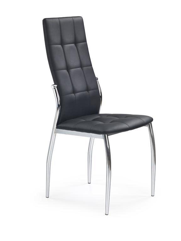 Halmar Jídelní židle K209, černá