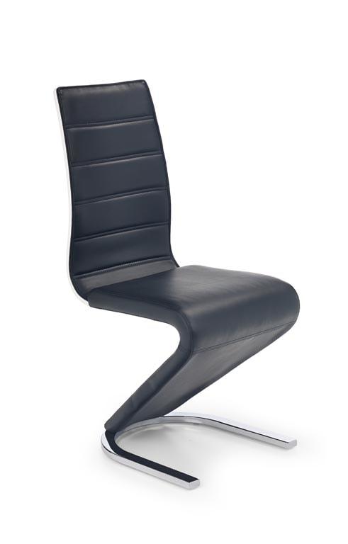 Levně Halmar Jídelní židle K194, černá