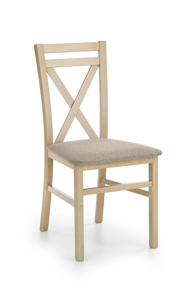 Halmar Jídelní židle DARIUSZ, dub sonoma/INARI 23