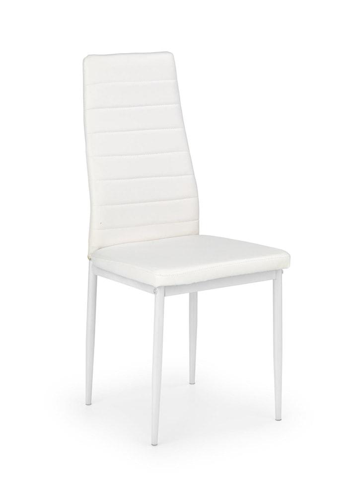 Halmar Jídelní židle K70, bílá
