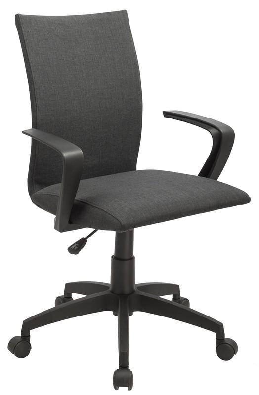 Levně Halmar Kancelářská židle TEDDY, tmavě šedá