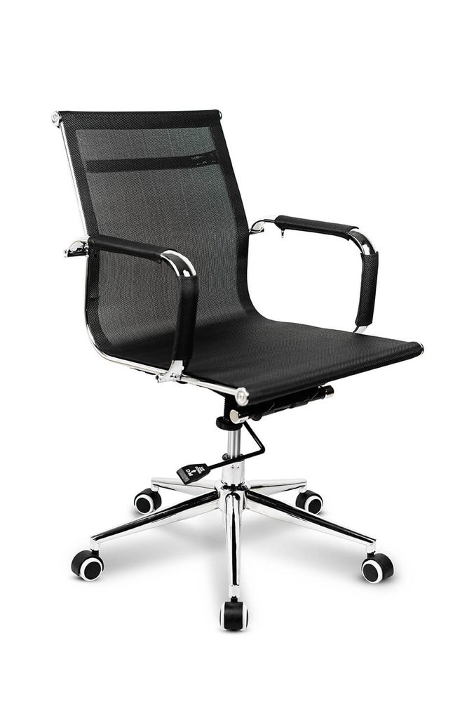 Levně ADK Trade s.r.o. Kancelářská židle ADK Factory, černá