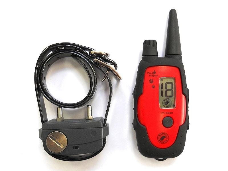 Martin System Micro Pro Trainer PT 3000 SSC elektronický výcvikový obojek - pro 2 psy