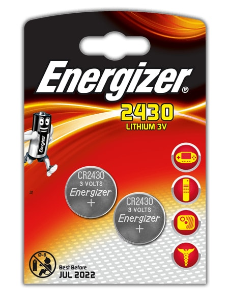 Energizer CR2430 2ks