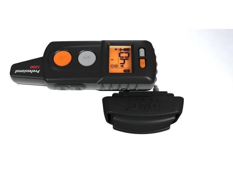 Elektronický výcvikový obojek Dogtrace d-control Professional 1002