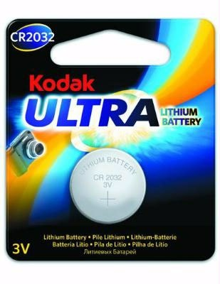 Baterie Kodak CR2032