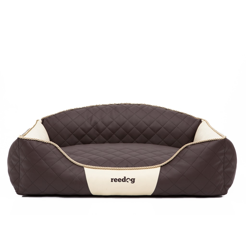 Pelíšek pro psa Reedog Brown Sofa - XL