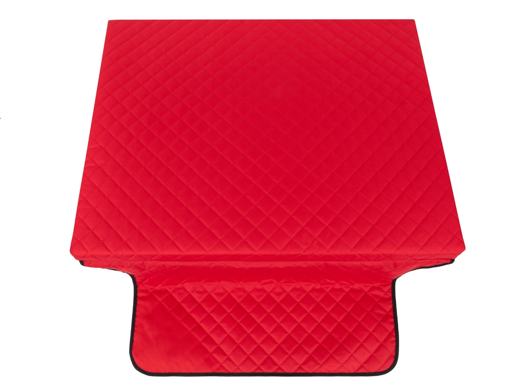 Matrace s potahem Cover Red - S