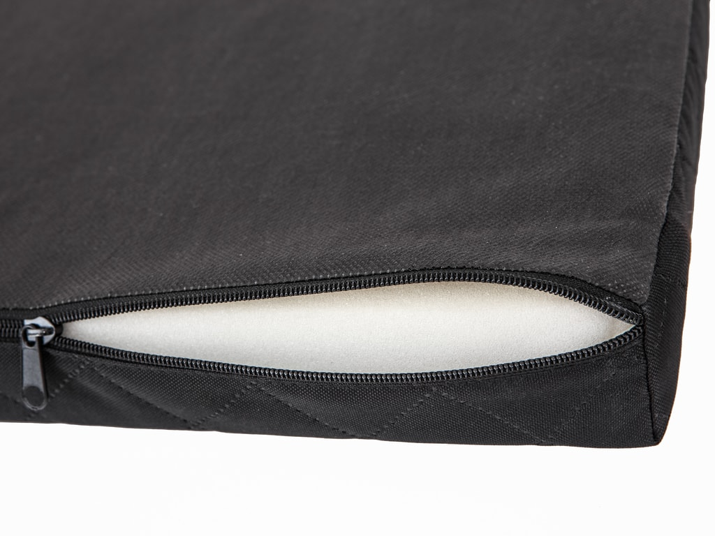 Matrace s potahem Cover Black - XL