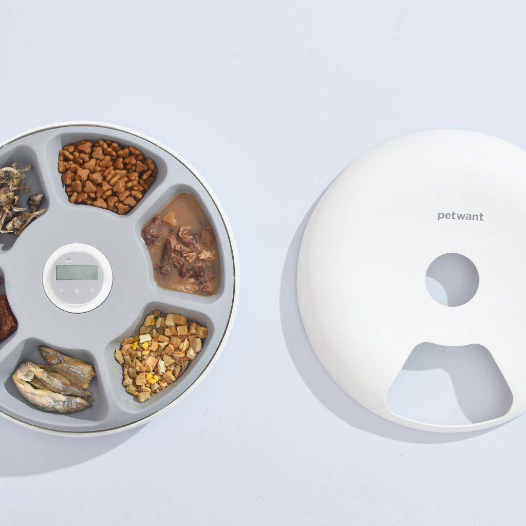 Petwant F6 -  Automatický dávkovač 6 porcí