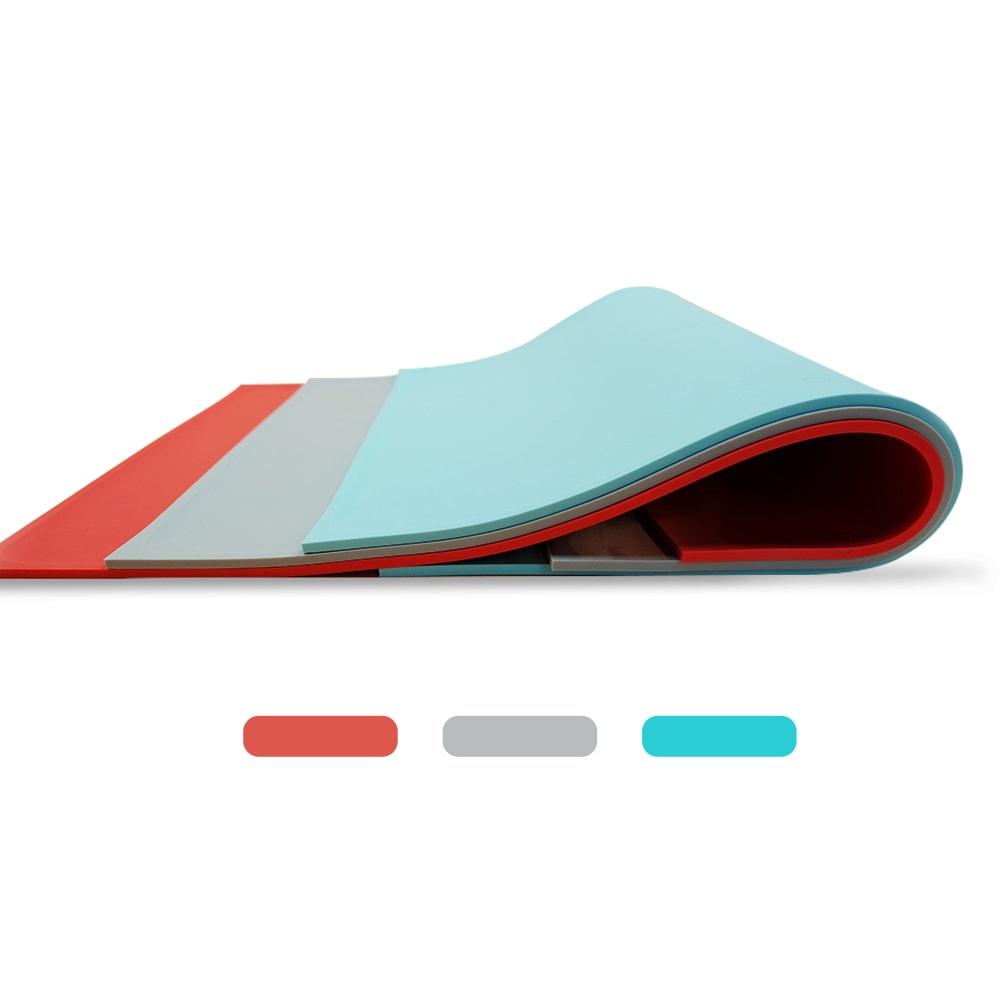 Petkit podložka pod misky - modrá