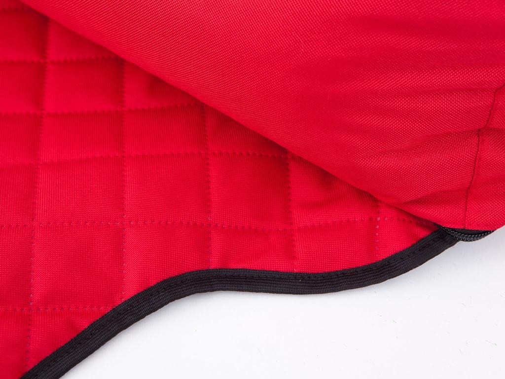 Pelíšek s potahem Reedog King Cover Red - S