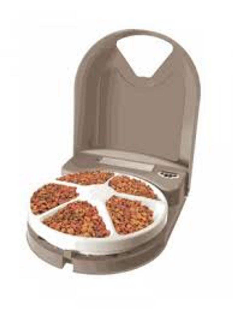 BAZAR - Digitální dávkovač 5 jídel EatWell - Lehce použité