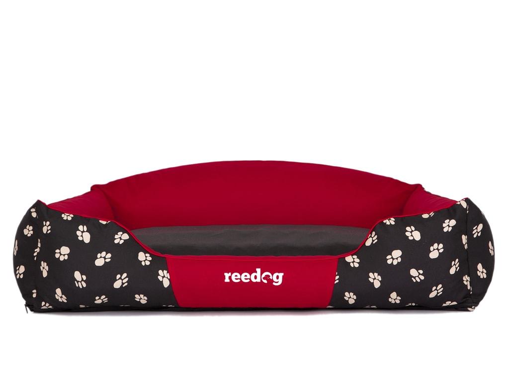 Pelíšek pro psa Reedog Red King - L