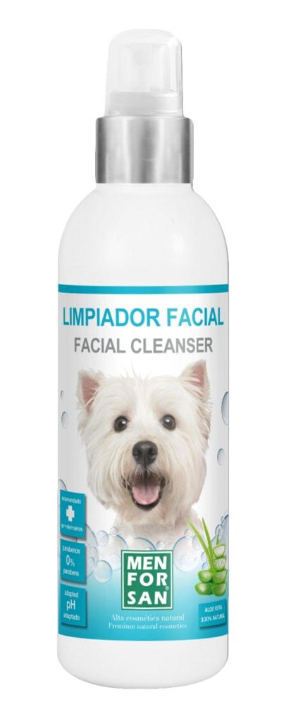 Menforsan přírodní čistič psího obličeje, 125ml