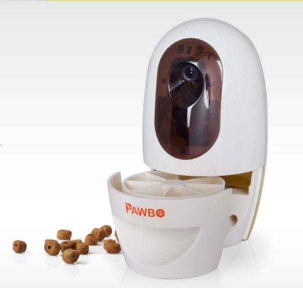 Pawbo Smart dávkovač a kamera