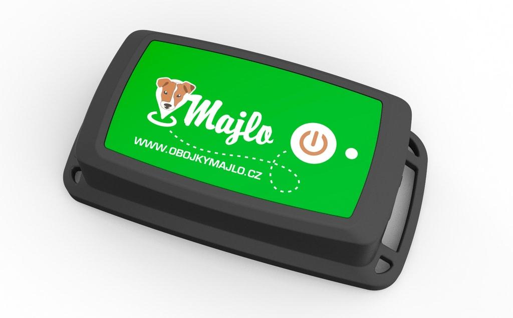 GPS obojek Majlo Premium