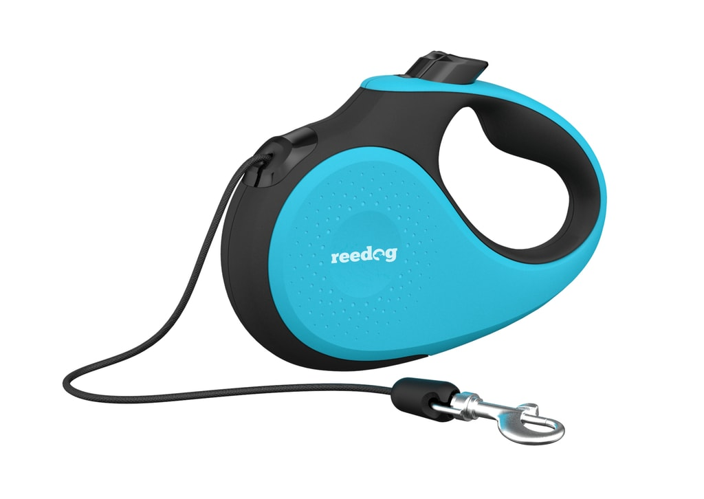Reedog Senza Premium samonavíjecí vodítko S 12kg / 5m lanko / tyrkysové