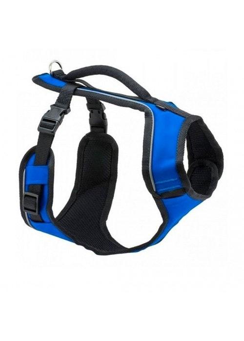 Postroj pro psa EasySport™ - modré / L
