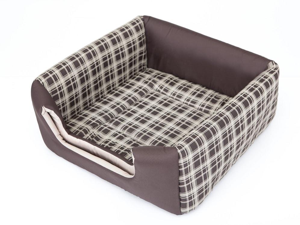 Bouda pro psa Reedog 2v1 Brown Stripes - M