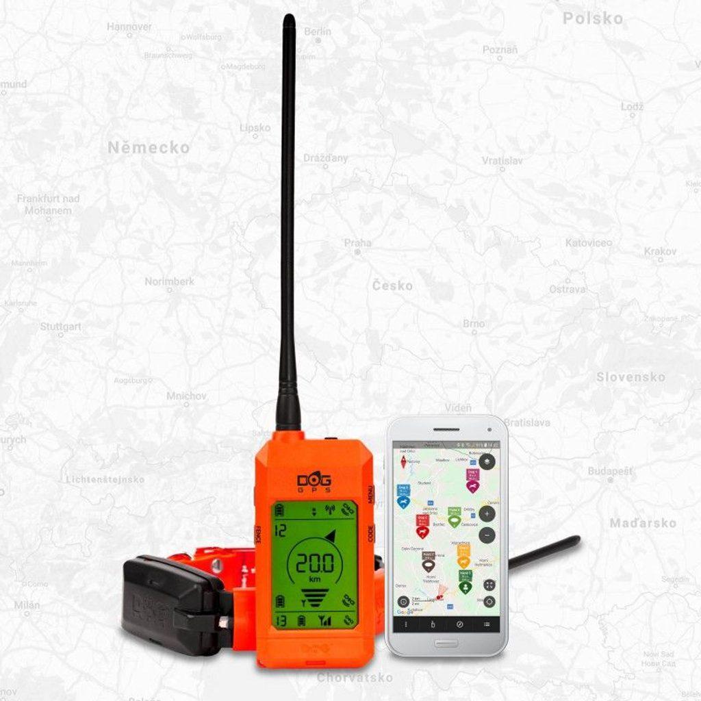 Dogtrace DOG GPS X30 - bez výcvikového modulu