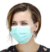 Ústní rouška, respirační chirurgická rouška