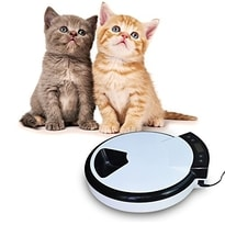 Petwant F2 Wifi Automatic pet feeder 5 compartments